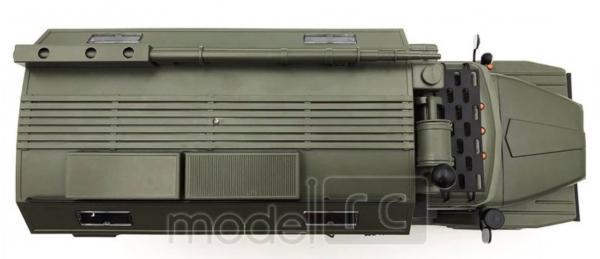 RC Vojenský nákladný automobil na diaľkové ovládanie WPL B-36, 6x6, 2.4GHz